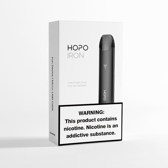 Hopo Iron Pod Device