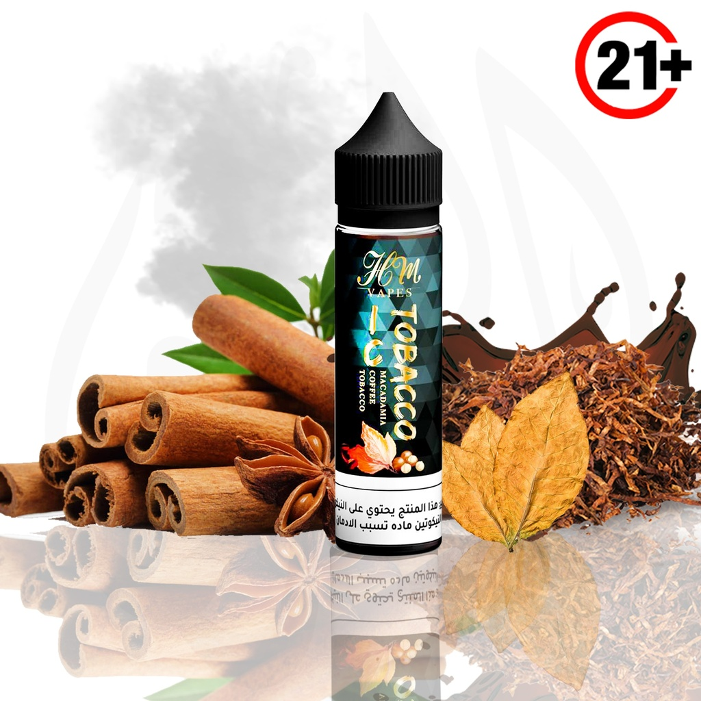 HM Vapes IC Tobacco