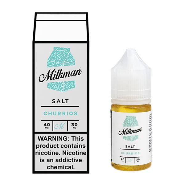 the milkman Churrios SaltNic
