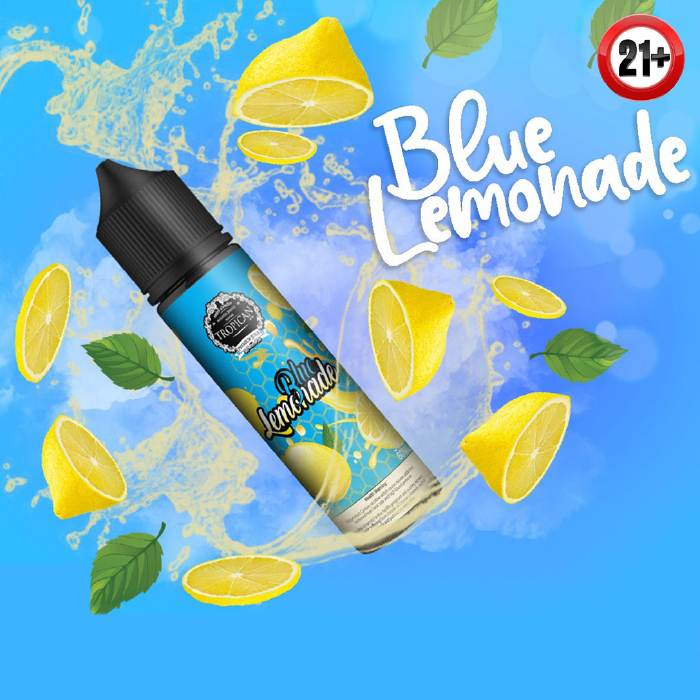 Tropican Blue Lemonade